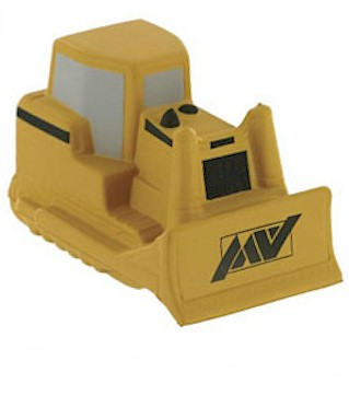 Bulldozer Stress Toy