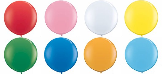 Giant Balloons - 3FT