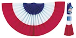 Patriotic Bunting (3 sizes available)