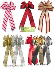 Custom Ribbon Bows