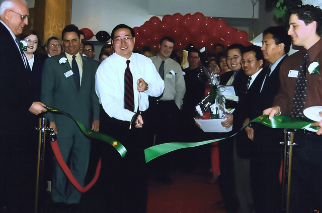 Ribbon Cutting Services Golden Openings