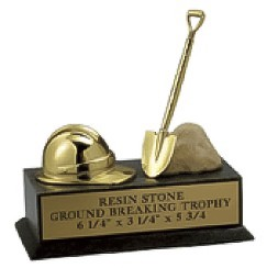 Groundbreaking Trophy