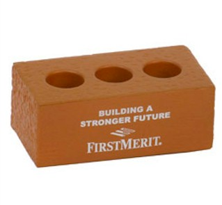 Brick Stress Toy