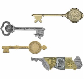 Custom Metal Key
