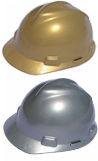 Gold or Silver Sparkle V-Guard Show Hat