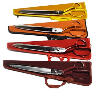 Velvet 20 Inch Scissors Presentation Case