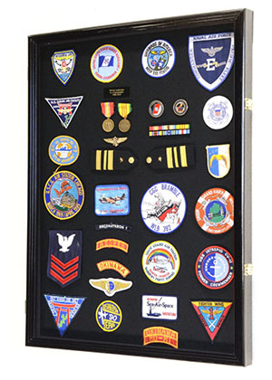 Extra Large Military Service Display Case