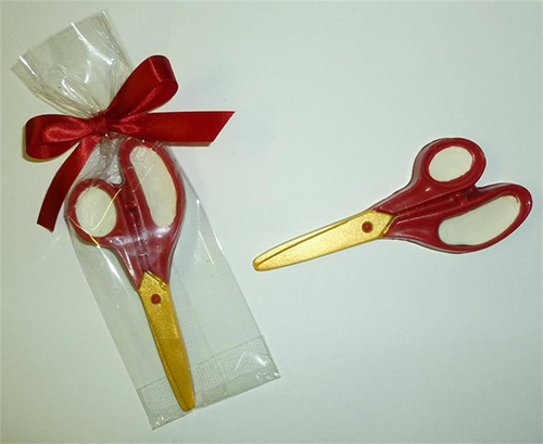 Gourmet Chocolate Scissor