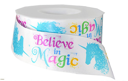 Magic Unicorn Ribbon