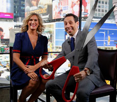 Golden Openings' Kimberly Baeth on Times Square Today