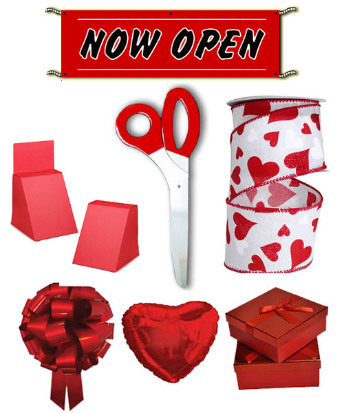 Valentines Day Grand Opening Kit