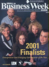 Small Business Week 2001 Finalists for Emerging Entrepreneur of the Year