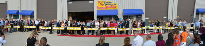 Golden Openings Warehouse Strategic Investment