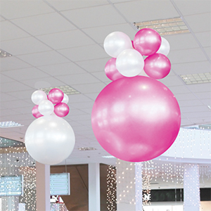 2-Layer Reusable Balloon Ceiling Tower Kit