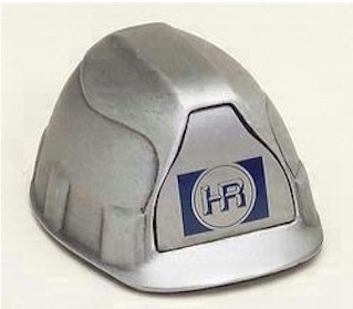 Mini Hard Hat Paperweight