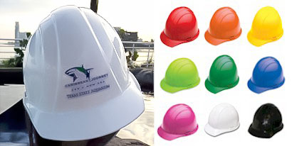OSHA STD Ceremonial Hard Hat