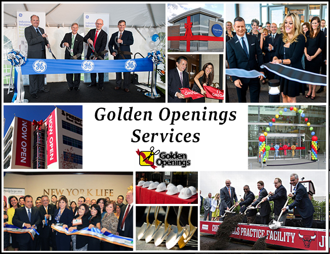 Collage of Golden Openings Services