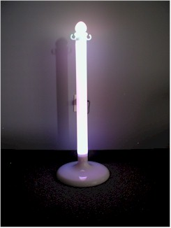 Illuminated LED Stanchion