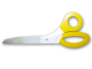 Giant Scissors Rental - Yellow
