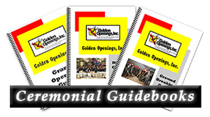 Ceremonial Guidebooks - Products