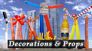 Decorations & Props - Products