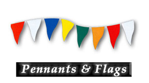 Pennants & Flags - Products