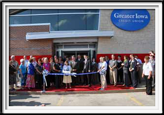 Greater Iowa Ribbon Cutting