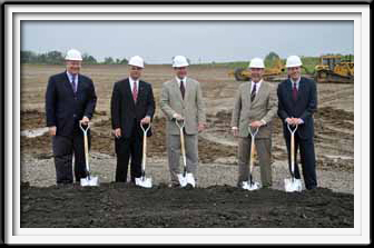 Standard Groundbreaking Ceremony