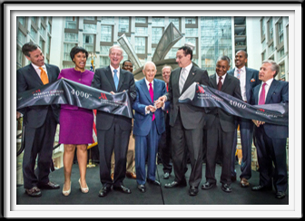 Marriott Ribbon Cutting