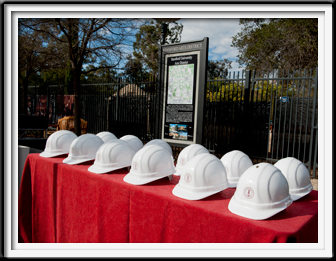 Ceremonial hard Hats