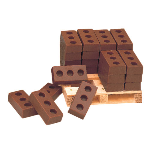 Chocolate Pallet of Bricks