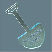 Shovel Paperweight