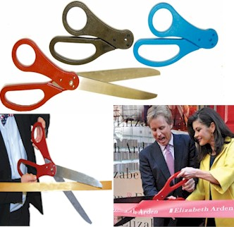 25 inch 2 foot Cheap Giant Ceremonial Scissors