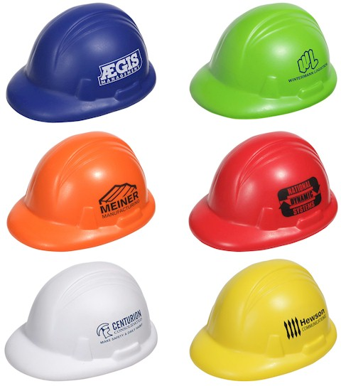 Hard Hat Stress Toy