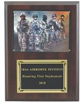 Military Service Recognition Plaque