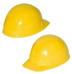Small Hard Hat Replica Keepsake (Solid)