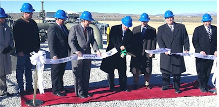 Ground Breaking, Ribbon Cutting and Grand Opening, Oh MY!
