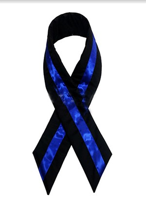 Giant Thin Blue Line Awareness Loop
