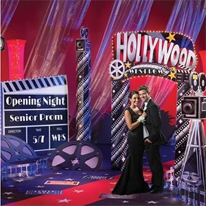 Hello Hollywood! Red Carpet – Complete Party in a Box!