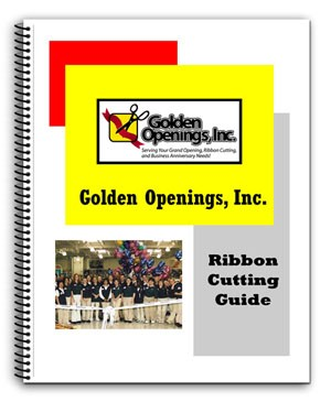 Ribbon Cutting Guide