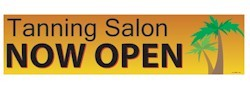 Now Open Tanning